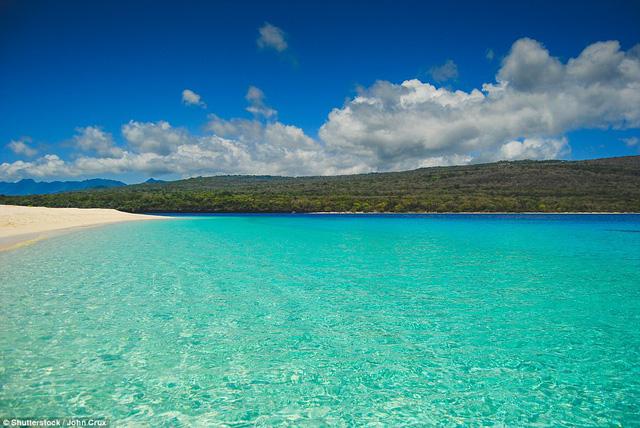 Những hòn đảo hoang sơ đẹp như tiên cảnh trên thế giới