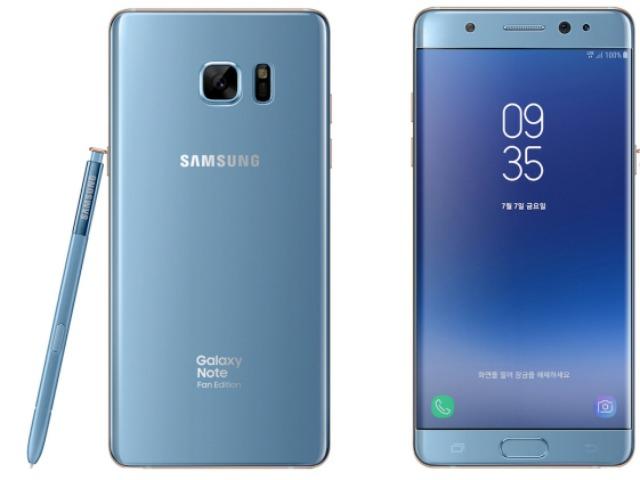 Những tính năng mới của Samsung Note 8