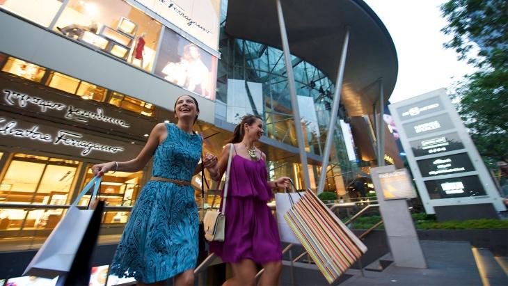 Những thiên đường du lịch mua sắm hàng đầu tại Singapore