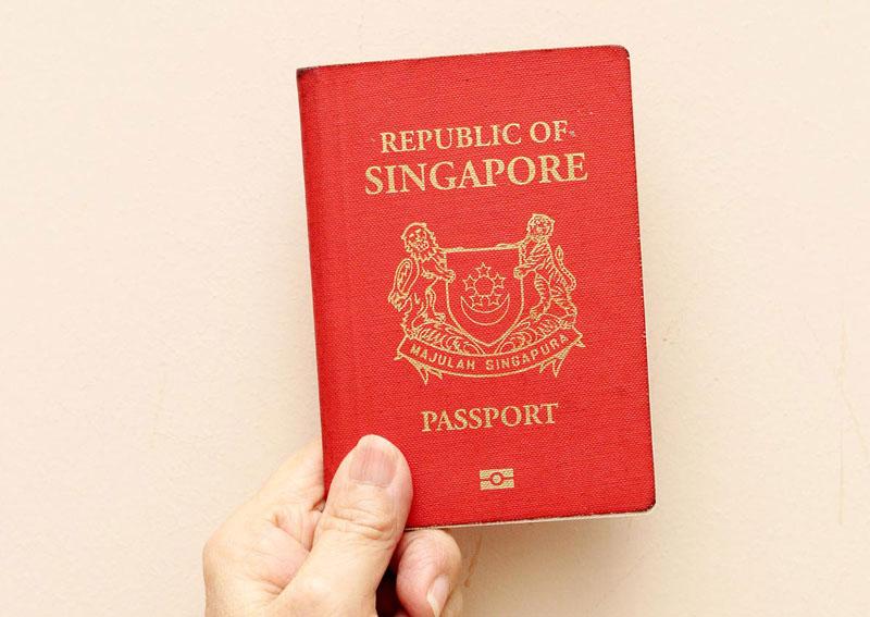 12 quốc gia có hộ chiếu
