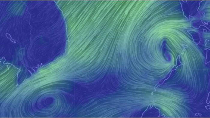 Bão số 12 - Damrey vào biển Đông, cảnh báo vòi rồng, lốc xoáy