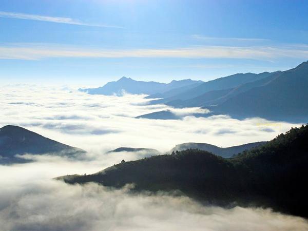 Tháng 1 là thời gian tuyệt vời để bạn săn mây