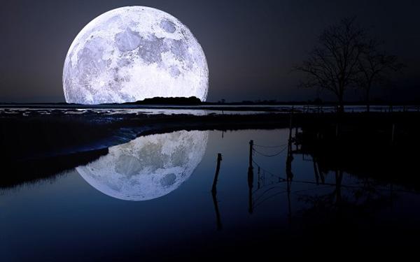 Siêu trăng lớn nhất năm sẽ xuất hiện ngày 3/12/2017