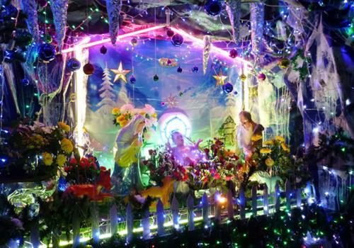 Những địa điểm đón Giáng sinh và năm mời tuyệt nhất ở Việt Nam