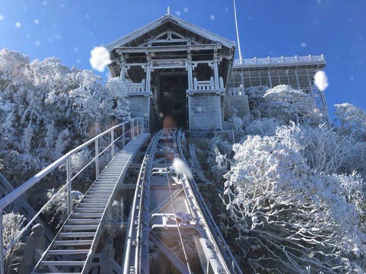 Những điểm đón Giáng sinh có thể có tuyết rơi ở Việt Nam