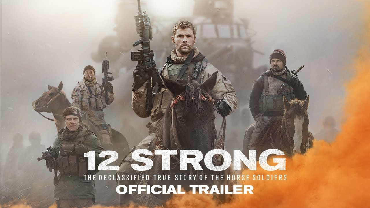 Lịch chiếu phim 12 Strong
