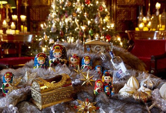 Giáng sinh ở Nga muộn hơn các nước khác trên thế giới