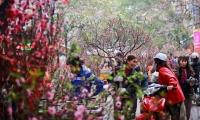 Các hội chợ Xuân hấp dẫn nhất tết Mậu Tuất 2018 tại Hà Nội