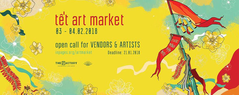 Hội Chợ Tết Art Market 2018