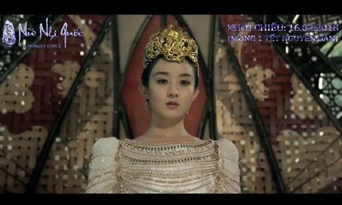 Lịch chiếu phim Tây Du Ký 3: Nữ Nhi Quốc