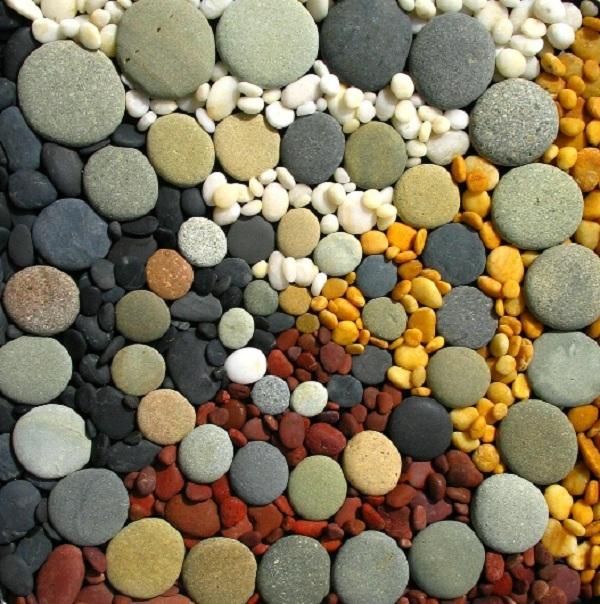 Kết quả hình ảnh cho sỏi đá cũng mòn