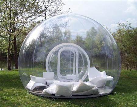 Khách sạn Cristal Bubble - Pháp