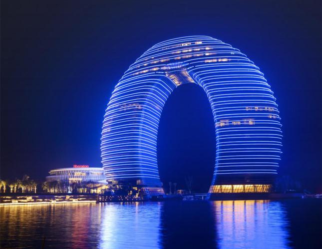 Sheraton Hồ Châu Hot Spring Resort, Hồ Châu, Trung Quốc