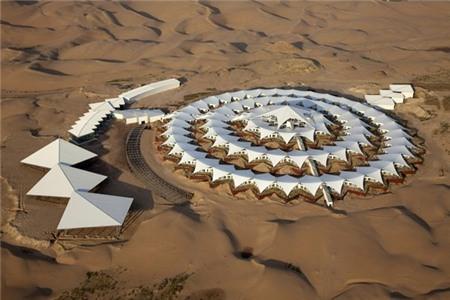 Khách sạn Desert Lotus - Mông Cổ