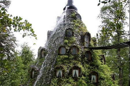 Khách sạn Magic Mountain - Chile