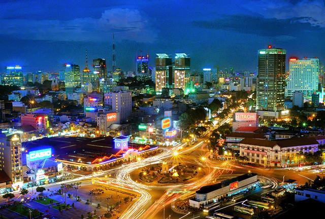 Thành phố Hồ Chí Minh. Ảnh: Kinhdoanhnet.