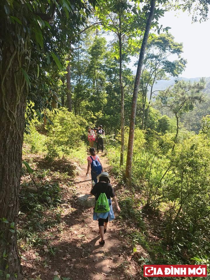 Hướng dẫn khám phá Lũng Chắt Dậu - Tam Đảo