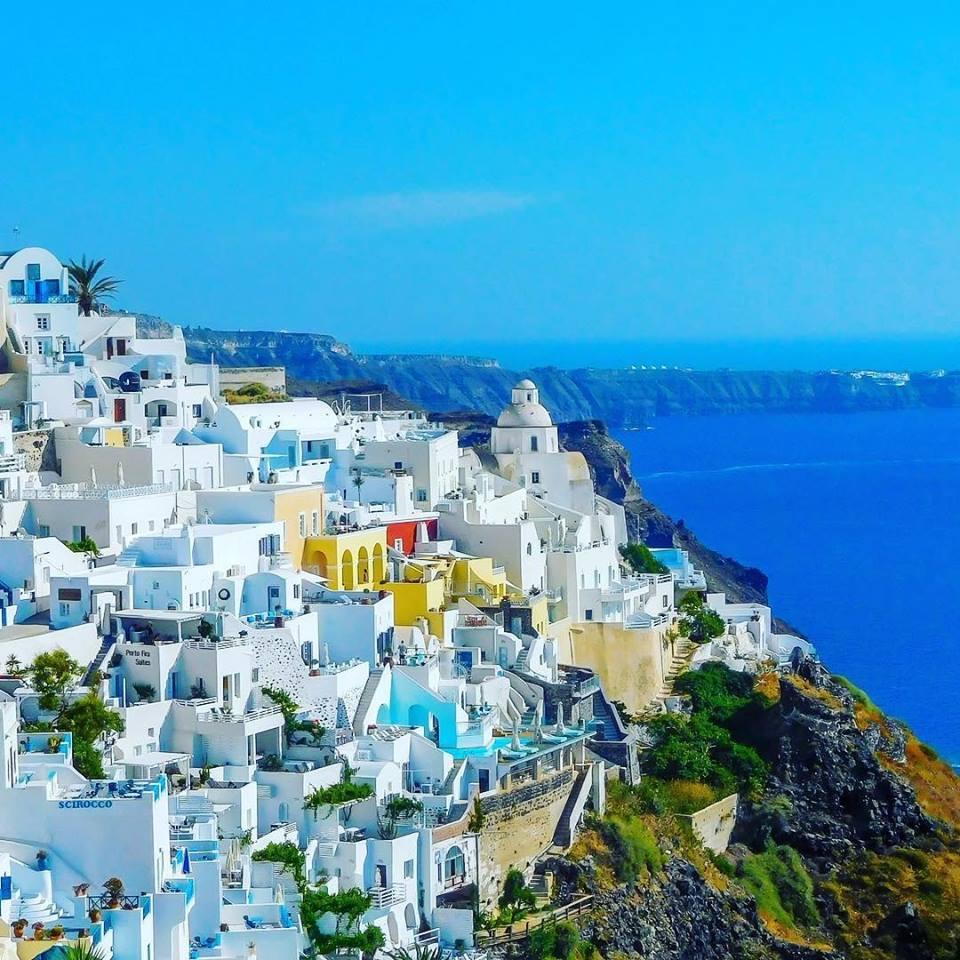 Trải nghiệm du lịch ở Hy Lạp