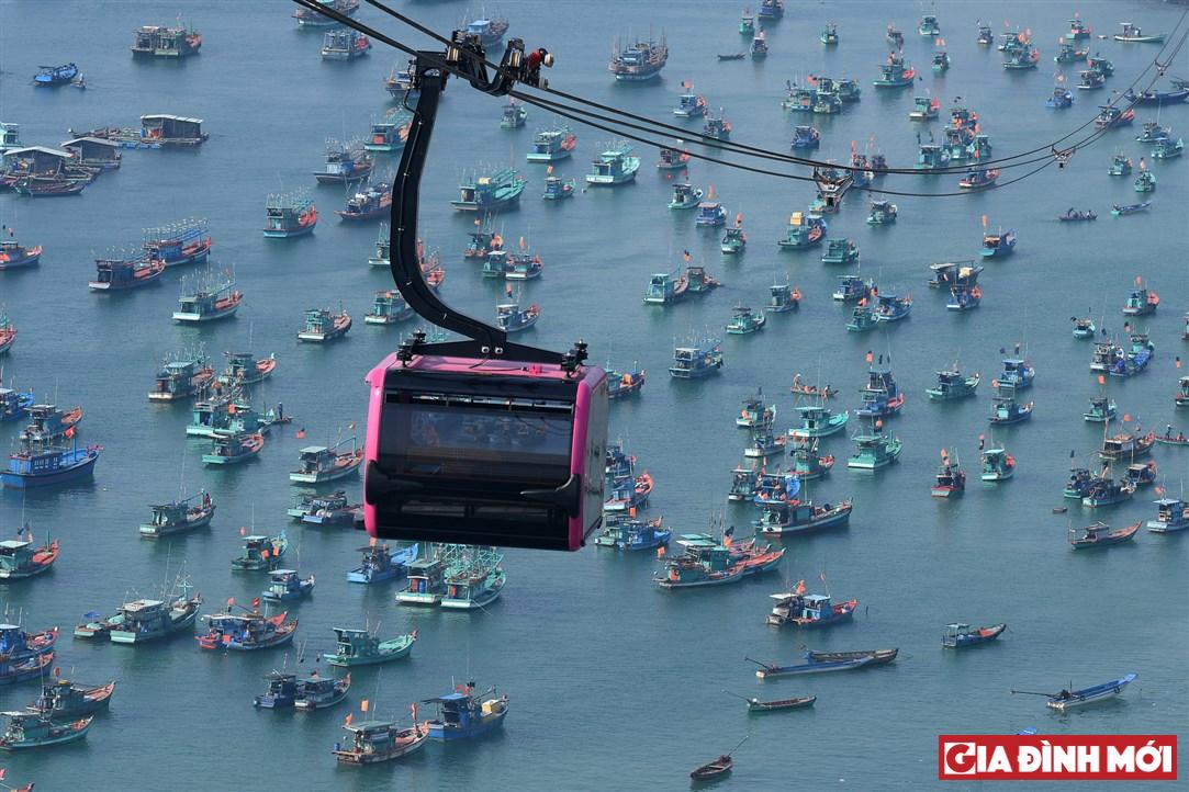 Phát hờn với bức tranh tuyệt sắc của đảo Ngọc - Phú Quốc nhìn từ trên cao
