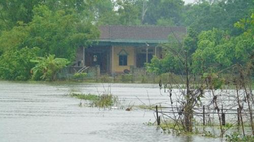 Bão số 3 Sơn Tinh suy yếu thành áp thấp nhiệt đới gây mưa lớn trên diện rộng