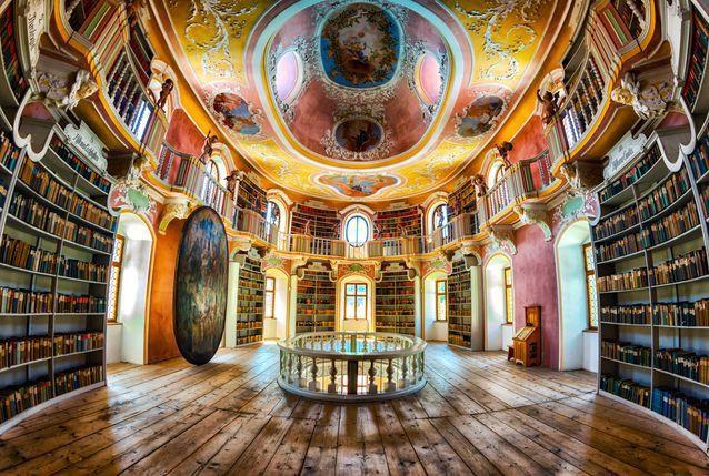 Những thư viện lâu đời nhất thế giới vẫn hoạt động đến ngày hôm nay
