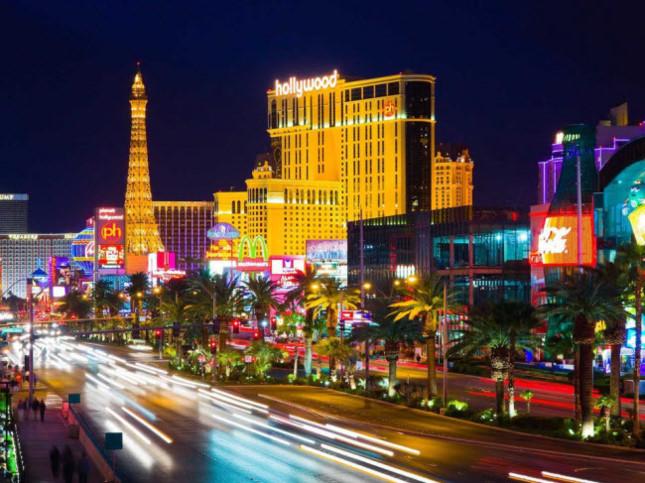 Las Vegas, Mỹ