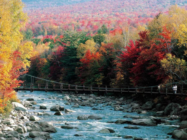 Địa điểm lý tưởng để tận hưởng mùa thu tuyệt đẹp
