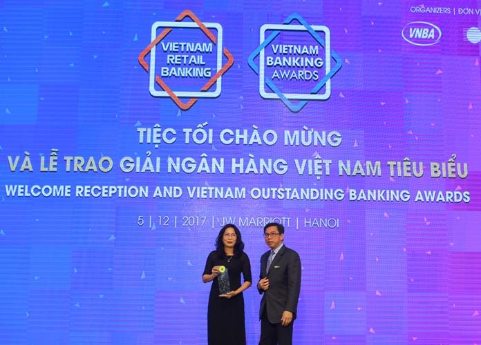 Home Credit được người tiêu dùng bình chọn là Công ty tài chính tốt nhất năm 2017
