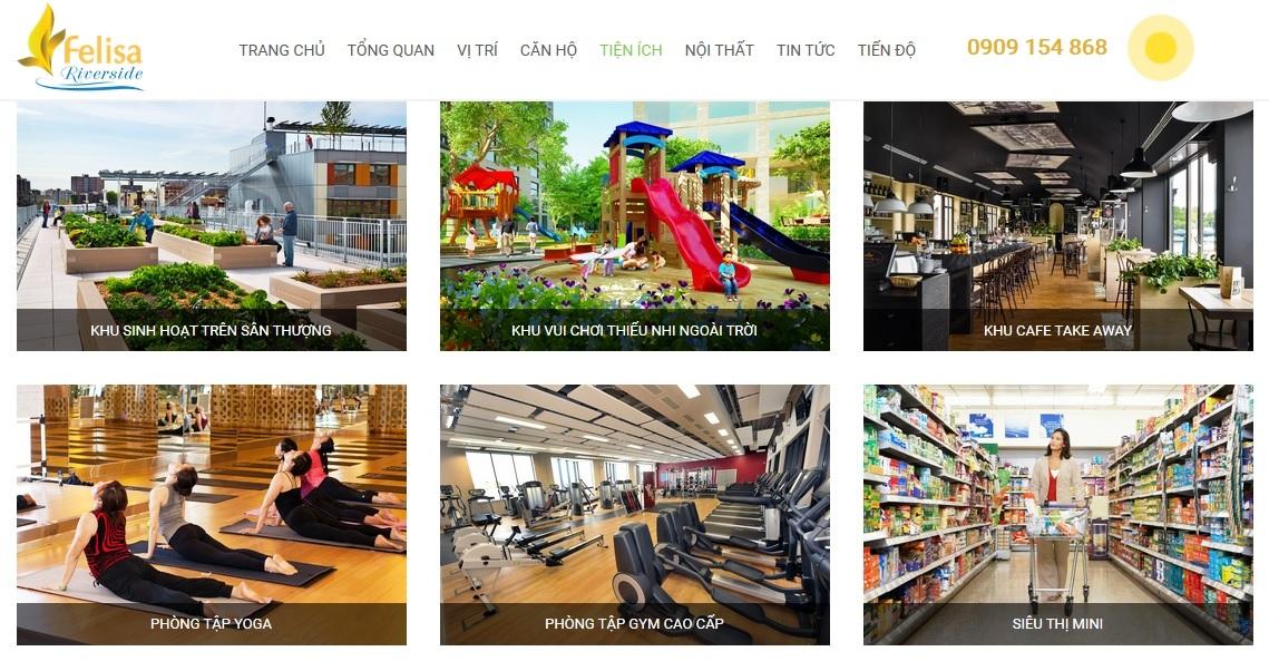 Shop thương mại, khu sinh hoạt cộng đồng và nơi để xe