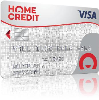 Thẻ tín dụng quốc tế Home Credit có gì khác biệt?