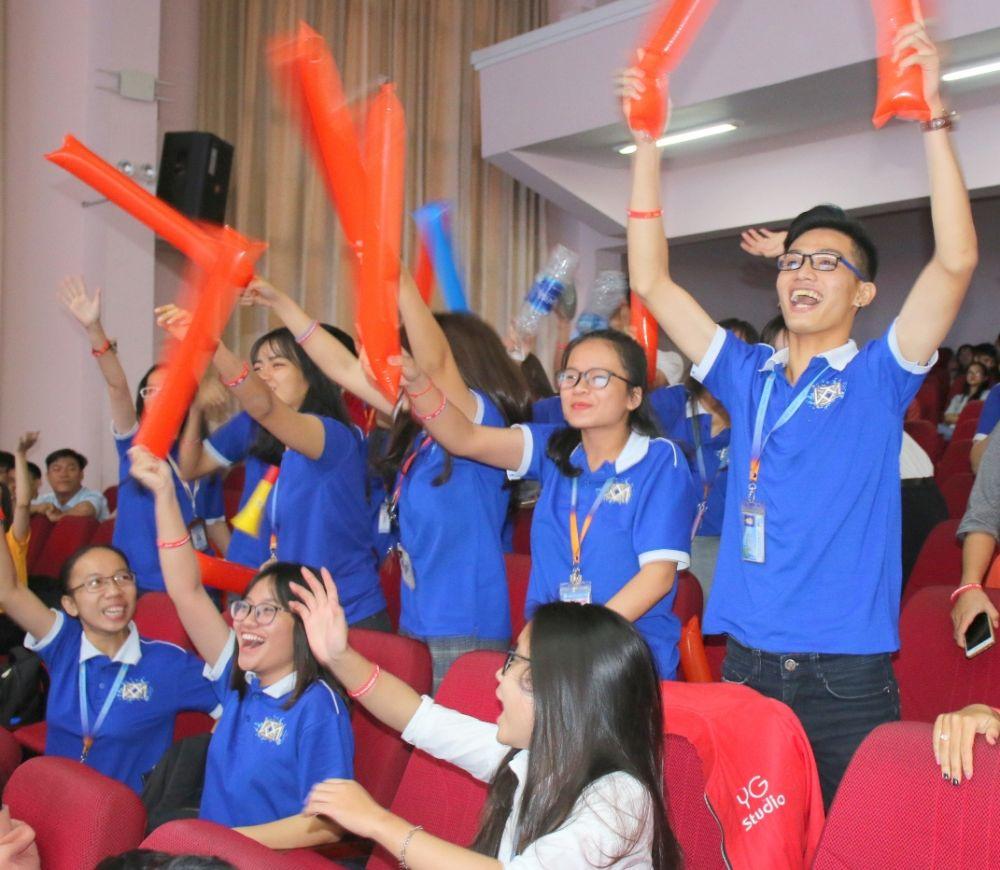 Cuộc thi nhận được sự hưởng ứng và tham dự của hơn 1.500 sinh viên trên địa bàn thành phố.
