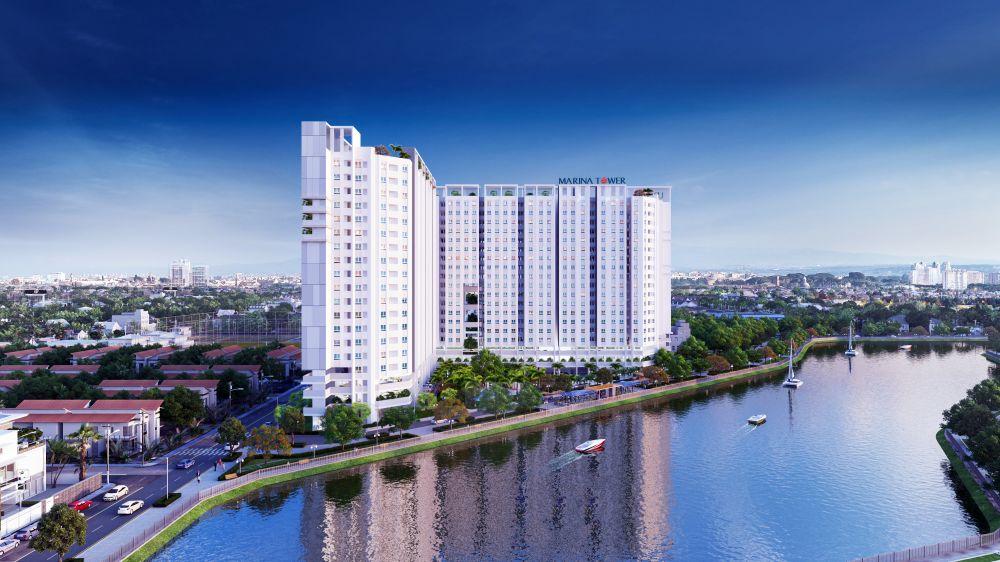Chính thức ra mắt căn hộ 100% view sông ở Bắc Sài Gòn