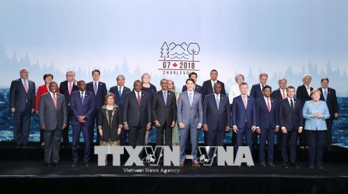 Thủ tướng đề xuất cơ chế hợp tác toàn cầu về giảm chất thải nhựa trong khối G7
