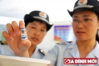 Bê bối vắc xin Trung Quốc: Bộ Y tế cho biết Việt Nam không nhập loại vắc xin của công ty Changsheng