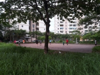 Khu đô thị Việt Hưng: Nơi tôi yêu những buổi chiều thanh thản