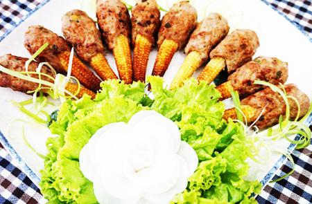 Biến tấu các món ngon dễ làm từ ngô bao tử cho ngày nắng nóng