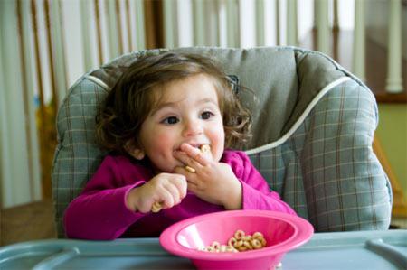 Những thực phẩm con không ăn không thể lớn