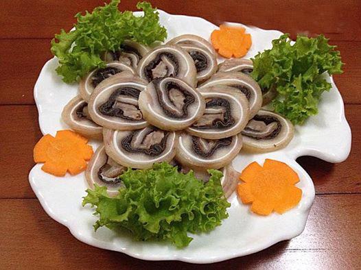 Những món ăn từ tai heo lạ miệng ngon miễn chê