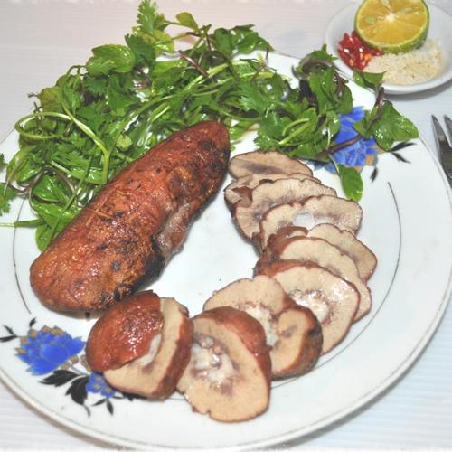 Món ăn ngon lạ từ các loại thận động vật