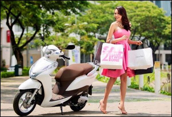 Top xe tay ga cho nữ dưới 1m60 lên dáng đẹp, thời trang