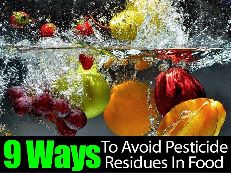Khử độc hóa chất trong rau củ một cách đơn giản nhất