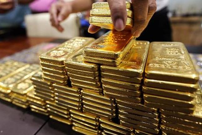 Giá vàng ngày 5/10: Vàng rớt thảm hại