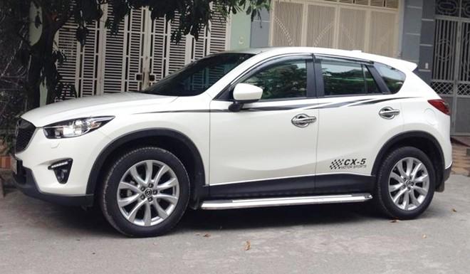 Bảng giá xe ô tô Mazda mới nhất tháng 5/2018