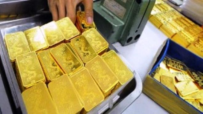 Giá vàng ngày 6/10: Vàng thế giới tăng kéo vàng trong nước lên cao