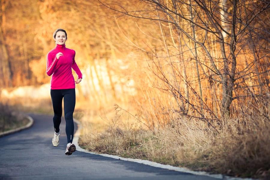 Bí quyết tạo động lực để tập thể dục hiệu quả vào mùa thu