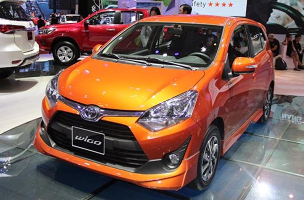Toyota Wigo - Đối thủ mạnh rẻ hơn cả Kia Morning và Hyundai i10?