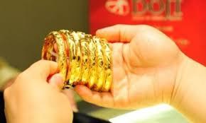 Giá vàng ngày 21/3: Vàng lại lùi sâu thêm một bước