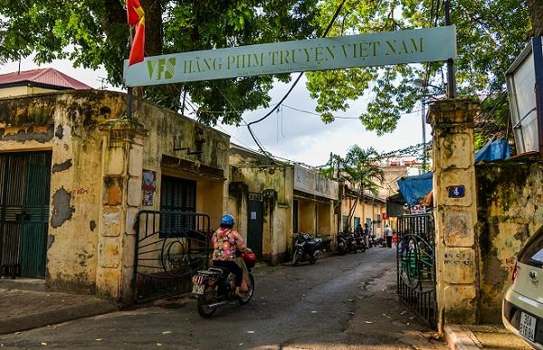 Đề nghị tạm dừng thực hiện đấu giá lô tài sản của Hãng phim truyện Việt Nam