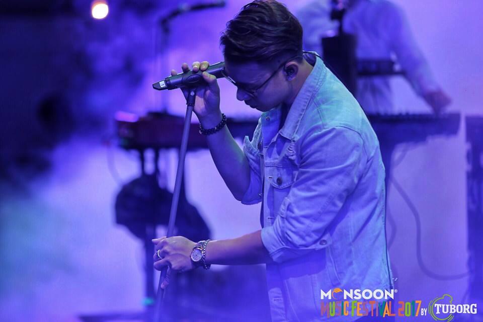 Lịch trình biểu diễn của lễ hội Monsoon Music Festival 2017 diễn ra tối 10/11/2017