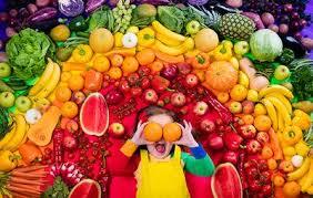 Bí quyết bổ sung chế độ dinh dưỡng cầu vồng cho bé yêu